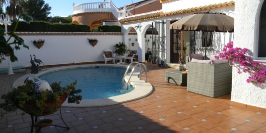 Excellent Villa with Private Pool