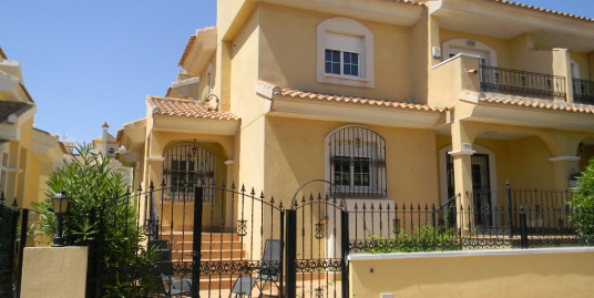 Spacious three bed Villa