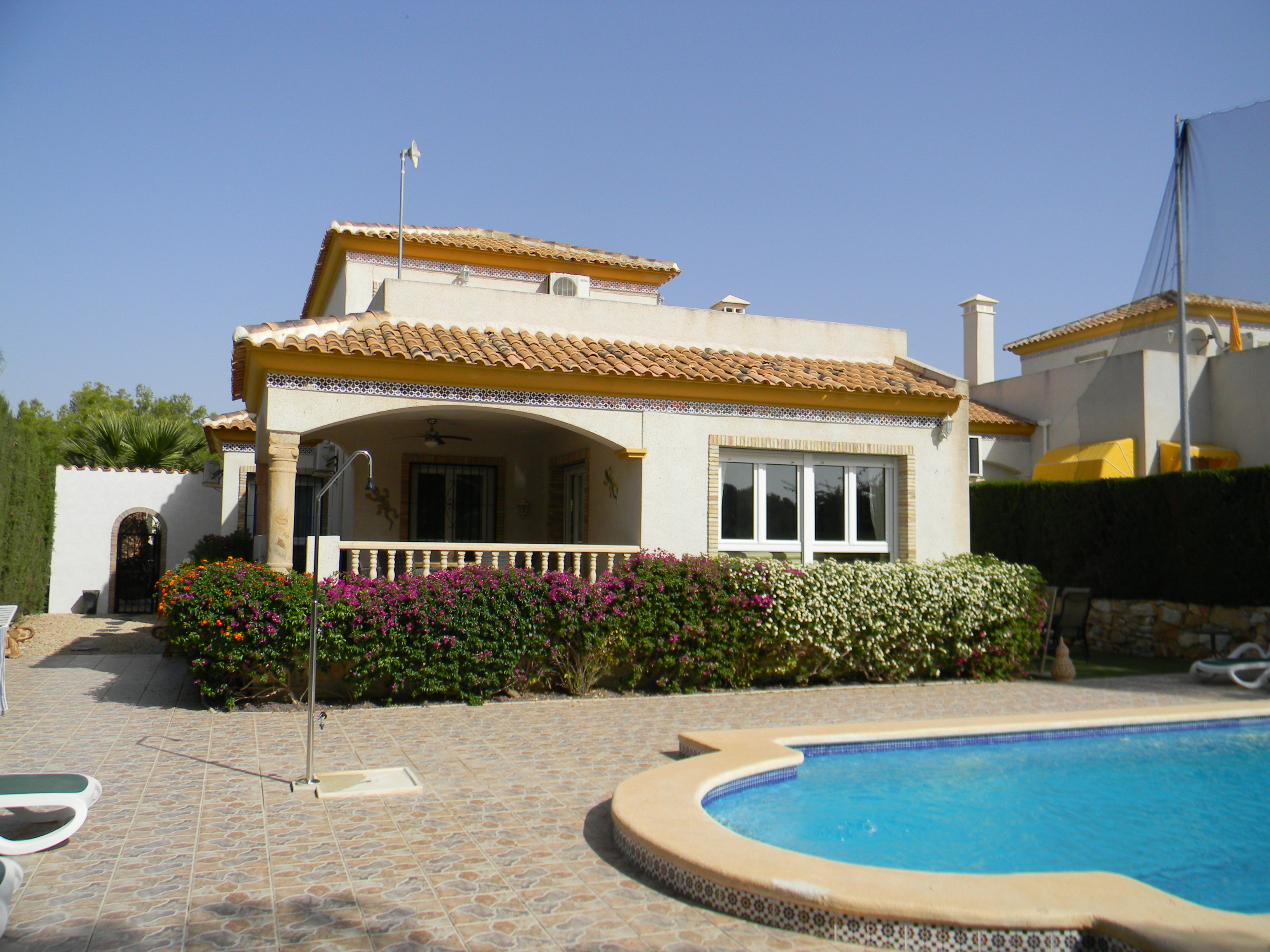 Exclusive Front Line Villa with Private Pool